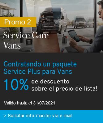 Postventa Promo Service Plus Vans