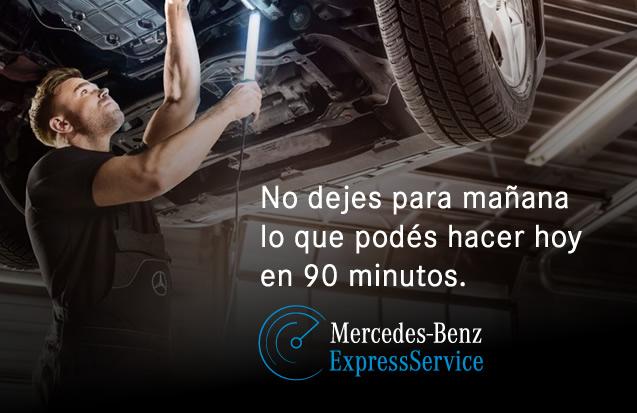 Mercedes-Benz ExpressService