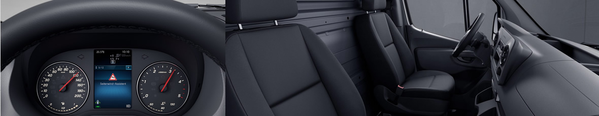 Mercedes-Benz Sprinter Chasis