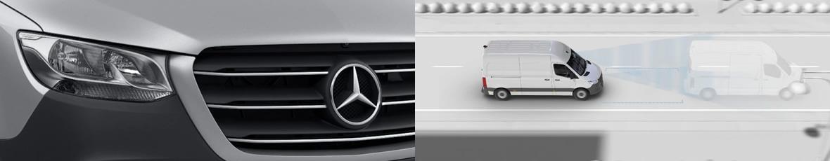 Mercedes-Benz Sprinter Furgón