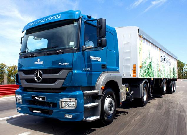 Fiabilidad ejemplar, elevada carga útil, consumo bajo y cabinas confortables