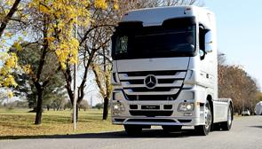Nuevo camión Mercedes-Benz Actros+ Edición Especial