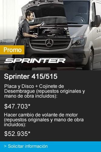 Postventa Sprinter 415/515