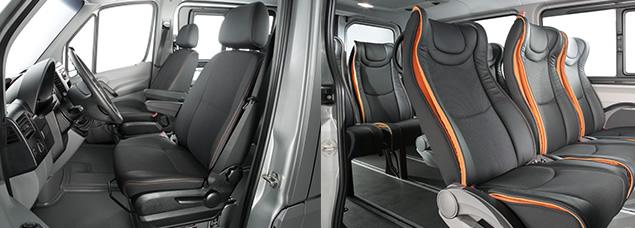 Mercedes-Benz Sprinter Combi