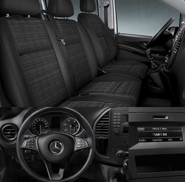 Mercedes-Benz Vito Furgón