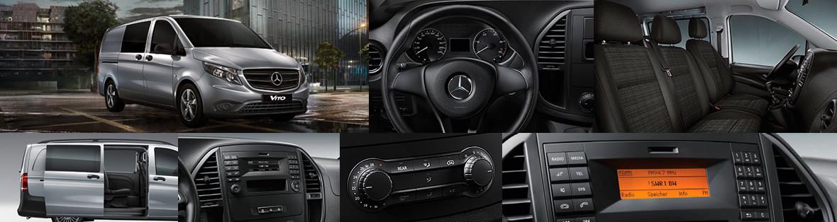 Mercedes-Benz Vito Plus